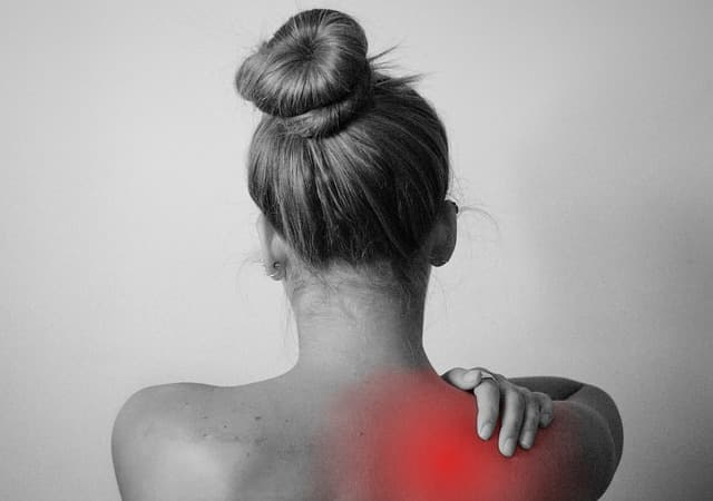 Neck to Shoulder pain
