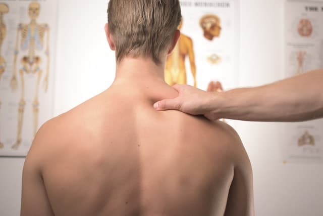 Physiotherapy can help Neck Pain