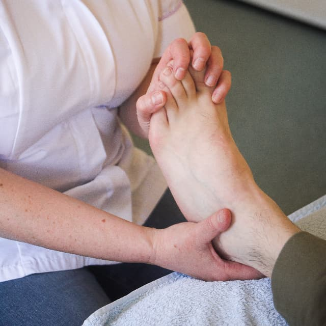 Ankle Pain Physiotherapy
