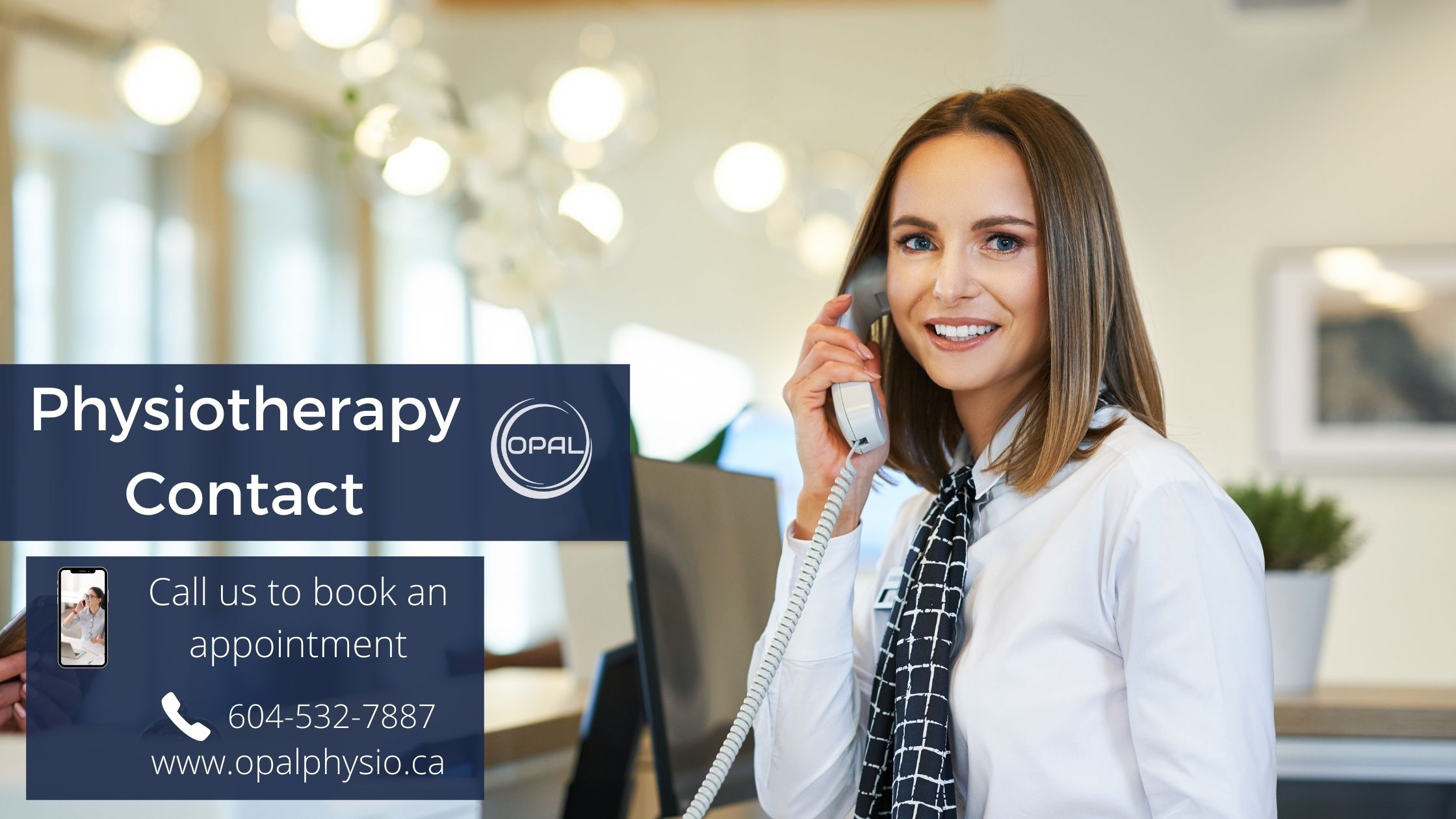 Physiotherapy Contact - Physiotherapist