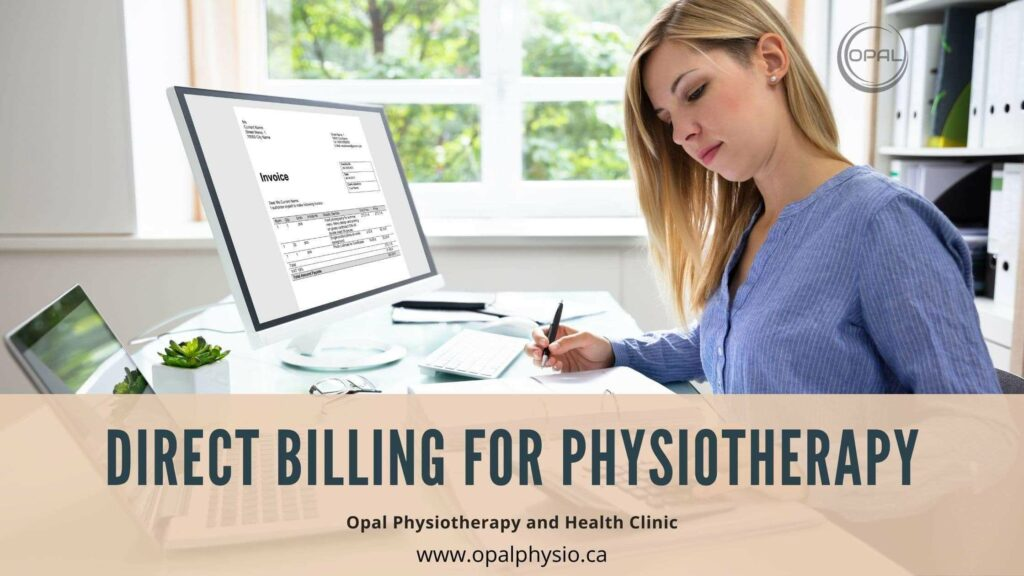 Direct Billing Physiotherapy