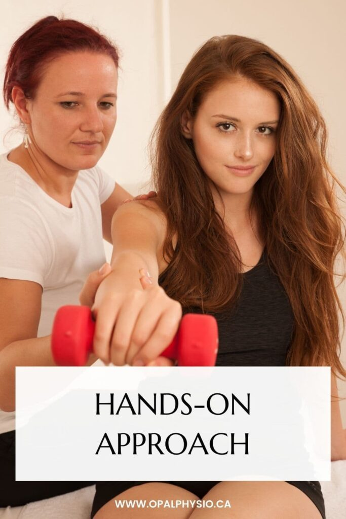 Hands-on Physiotherapy