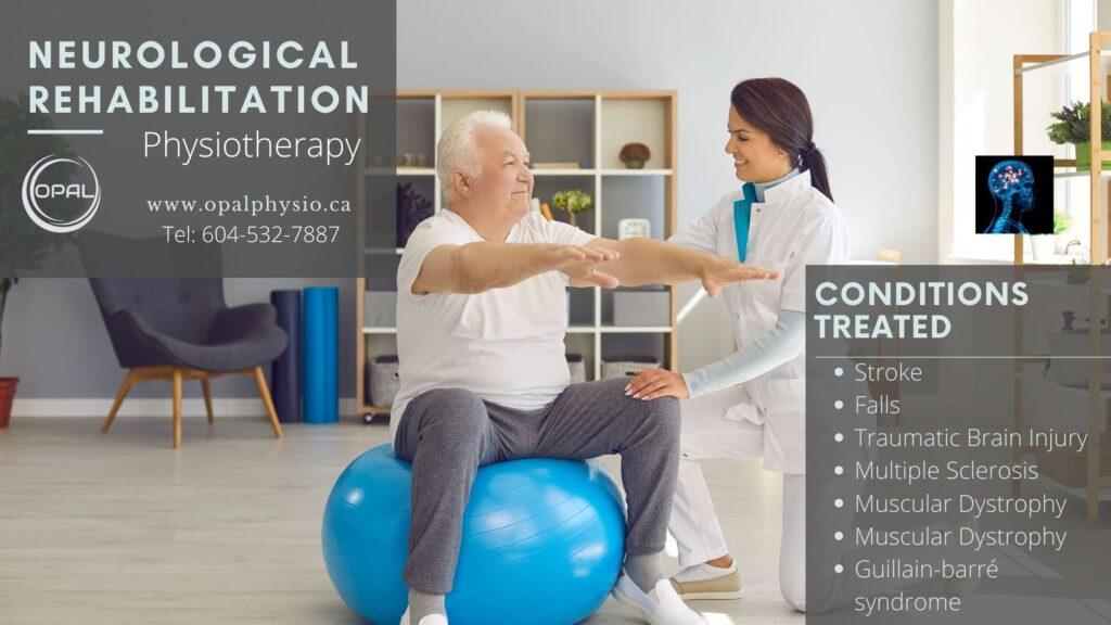 Neurological Rehabilitation Physiotherapy Treatment