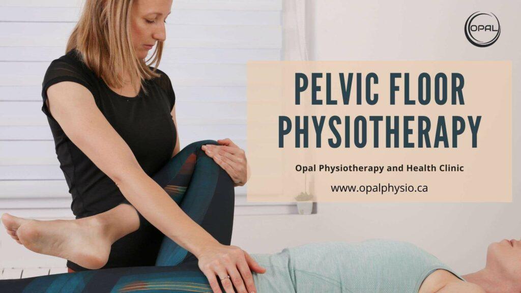 Pelvic Physiotherapy
