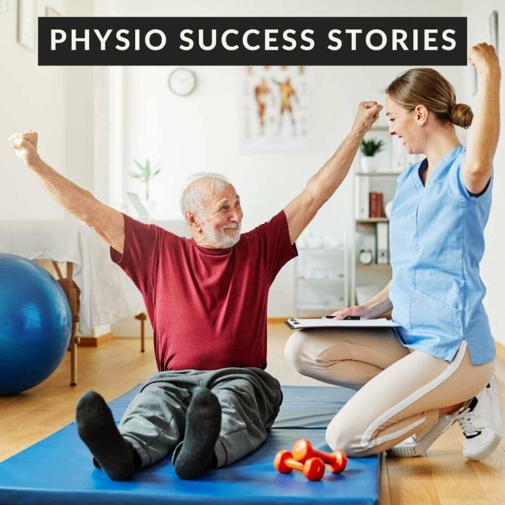 Client Testimonial - Physiotherapy clinic Langley BC